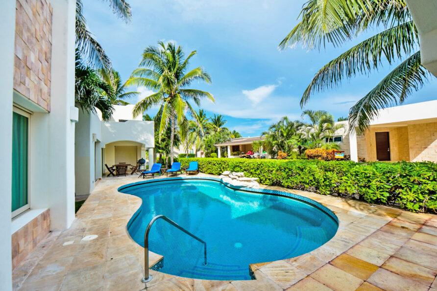 Premium Villa Playacar